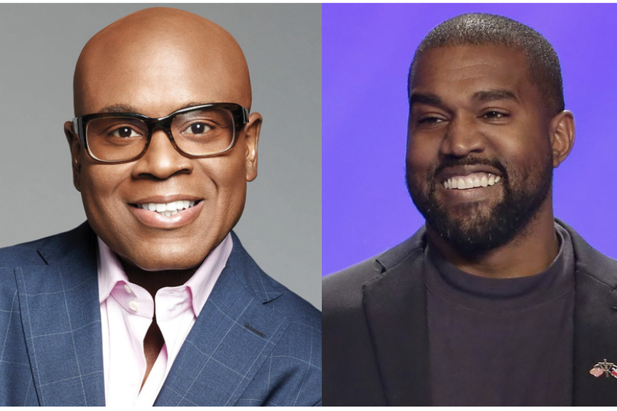 L.A. Reid, Kanye West