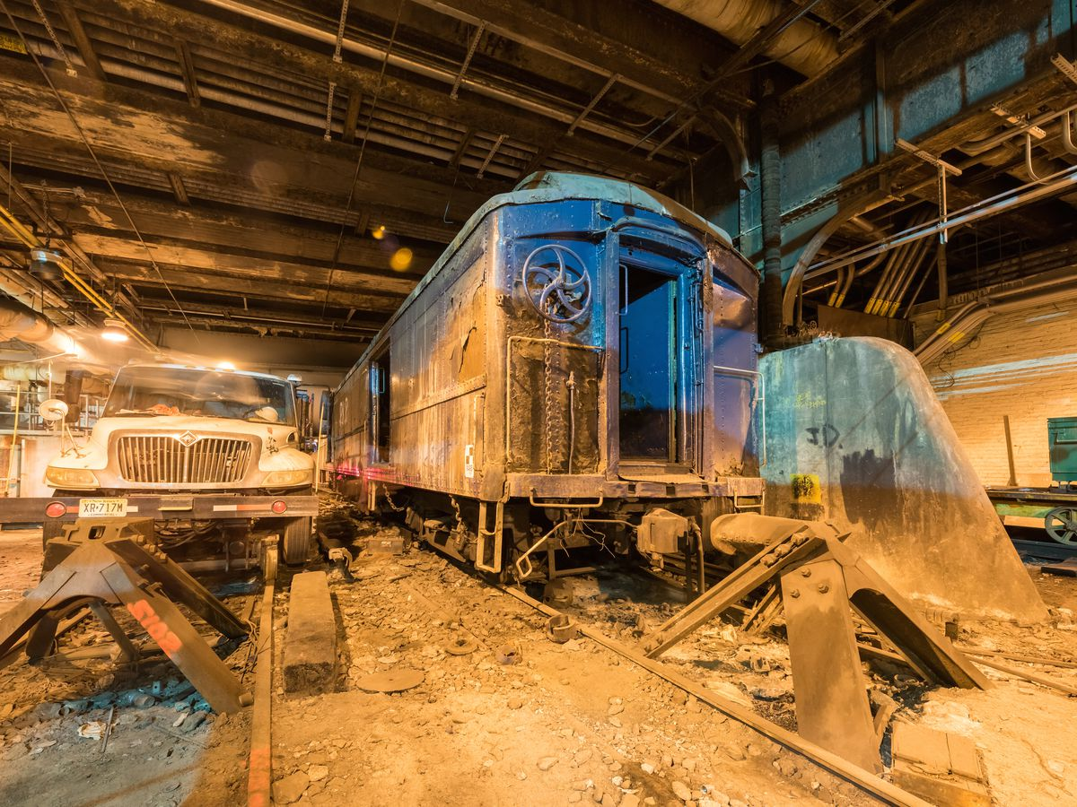 10 secret subway tunnels in New York City - Curbed NY