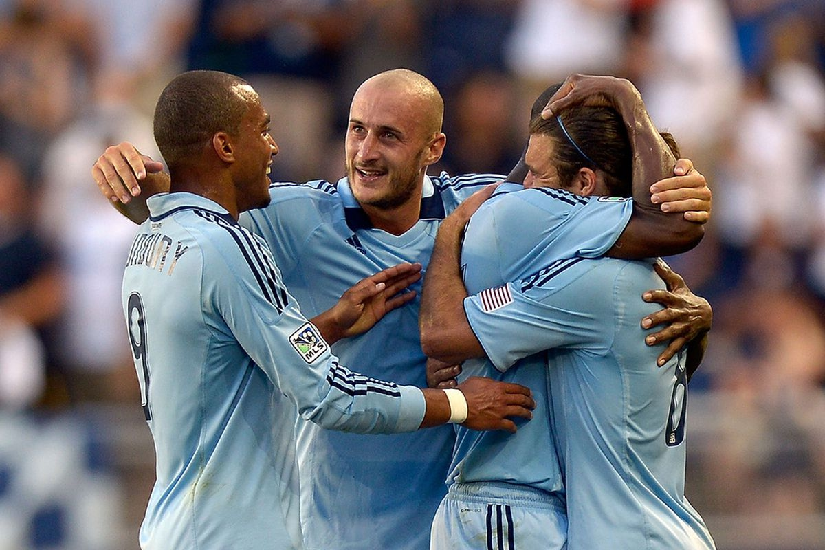 Sporting Kansas City has been one of the top teams in MLS over the past year.