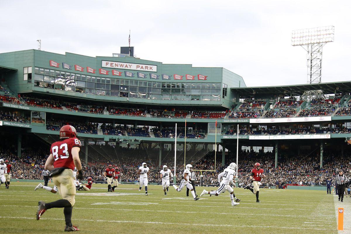 NCAA Football: Yale vs Harvard