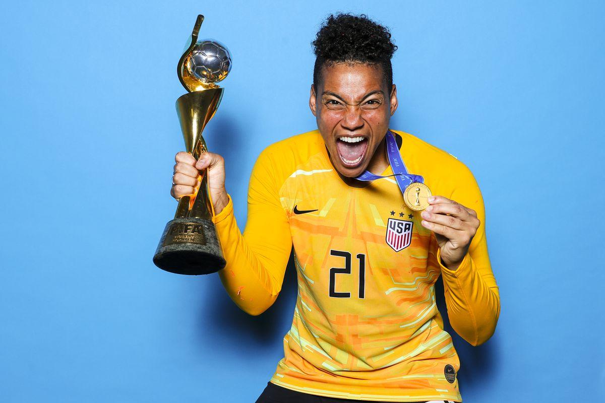Winner's Portraits: Final - 2019 FIFA Women's World Cup France