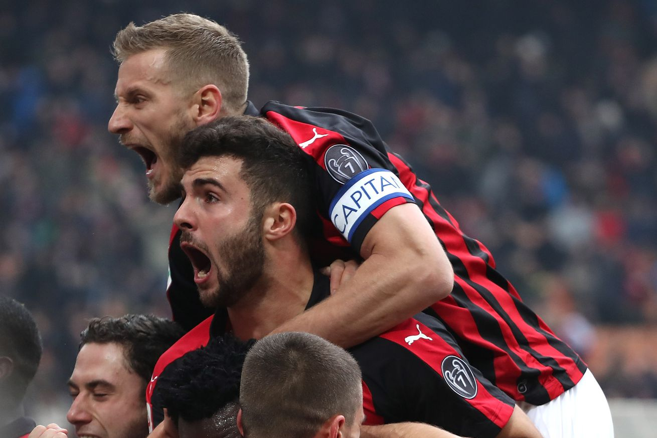 AC Milan v Torino: Lineups & Matchday Thread