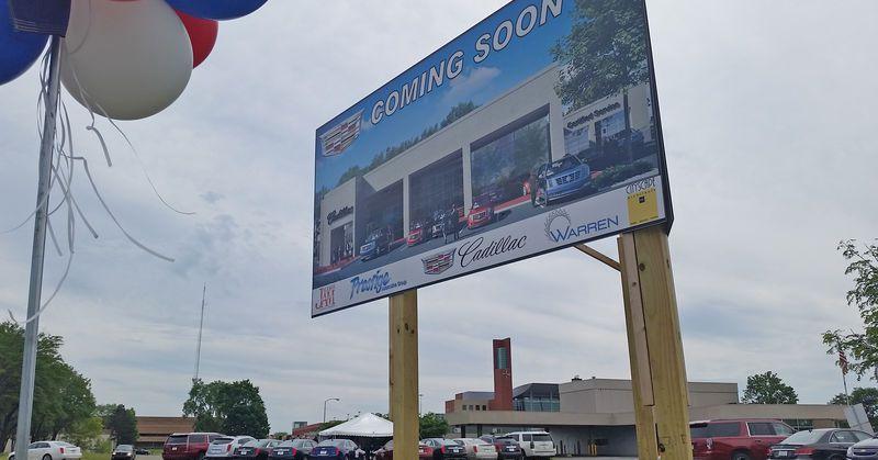 Toyota Dealership Atlanta >> Prestige Automotive Invests in Prime Tech Center Location - Curbed Detroit