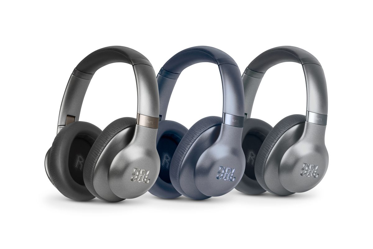 JBL Everest headphones, earbuds have Google Assistant built