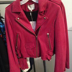 IRO moto jacket, $647 (from $1,295)