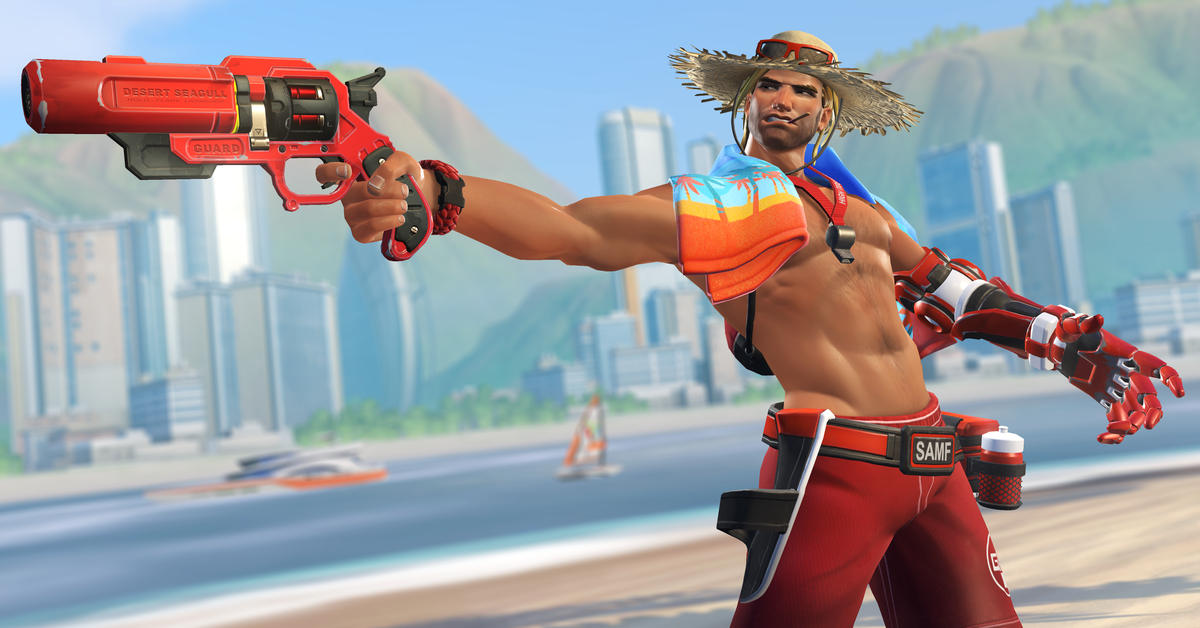 Overwatchs Retribution Patch Adds New Lifeguard Mccree Voice Lines - Heroes Never Die-2554