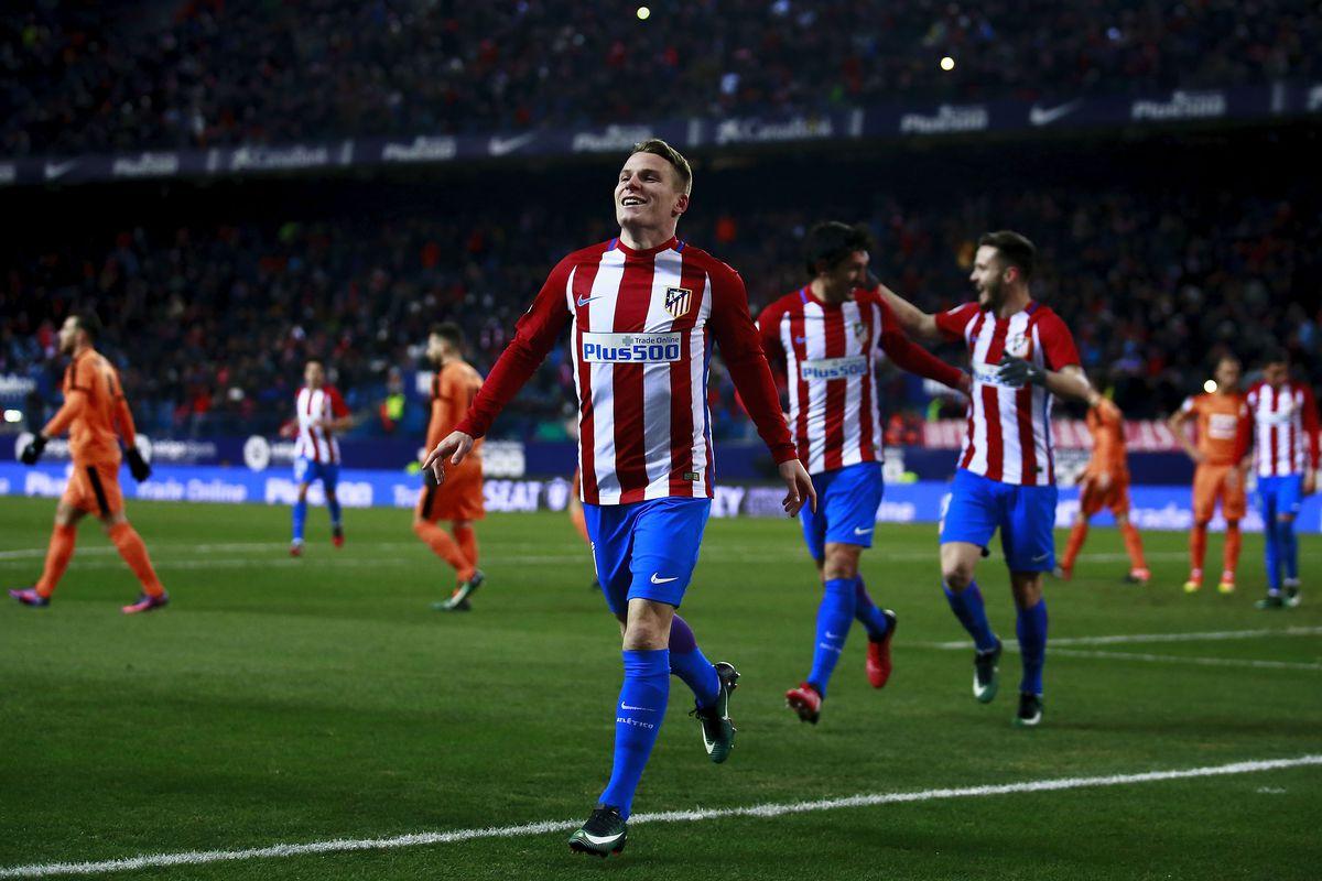 Atletico Madrid v Eibar - Copa Del Rey Quarter-final: First Leg