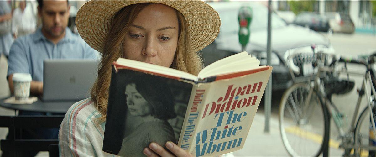 Aubrey Plaza as Ingrid Thorburn in Ingrid Goes West.
