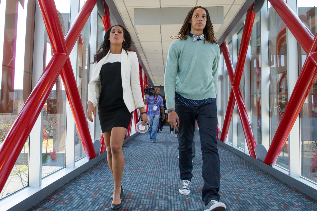 Skylar Diggins and Brittney Griner are gaining noteriety for their fashion off the court in their own unique ways.