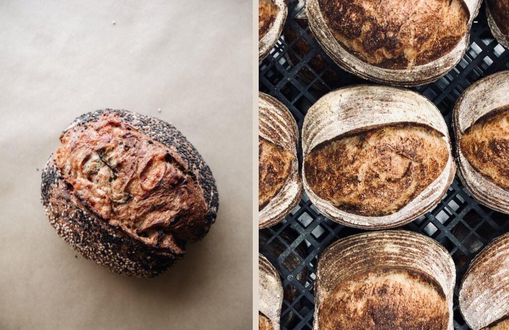 Rye Goods loaves