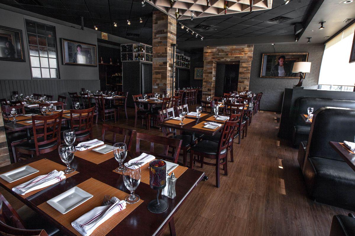 Andiamo in Royal Oak recently underwent $150,000 in renovations.