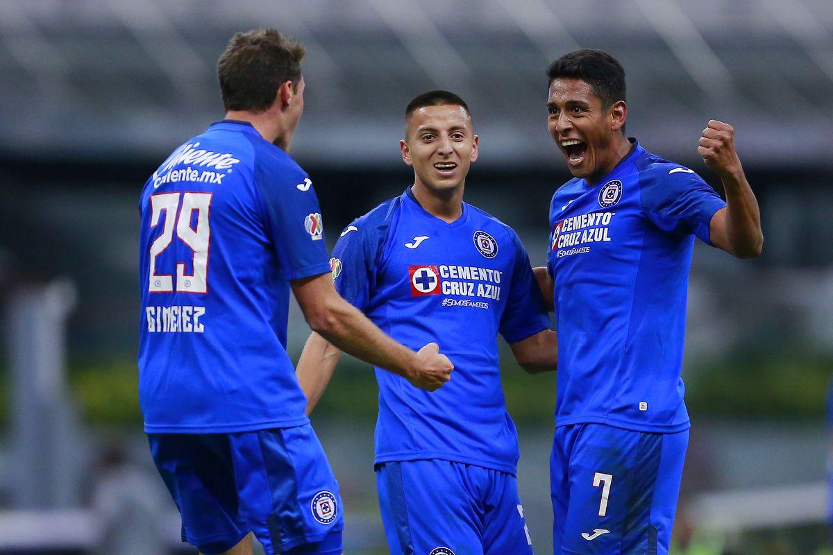 Cruz Azul v Santos Laguna - Torneo Clausura 2020 Liga MX