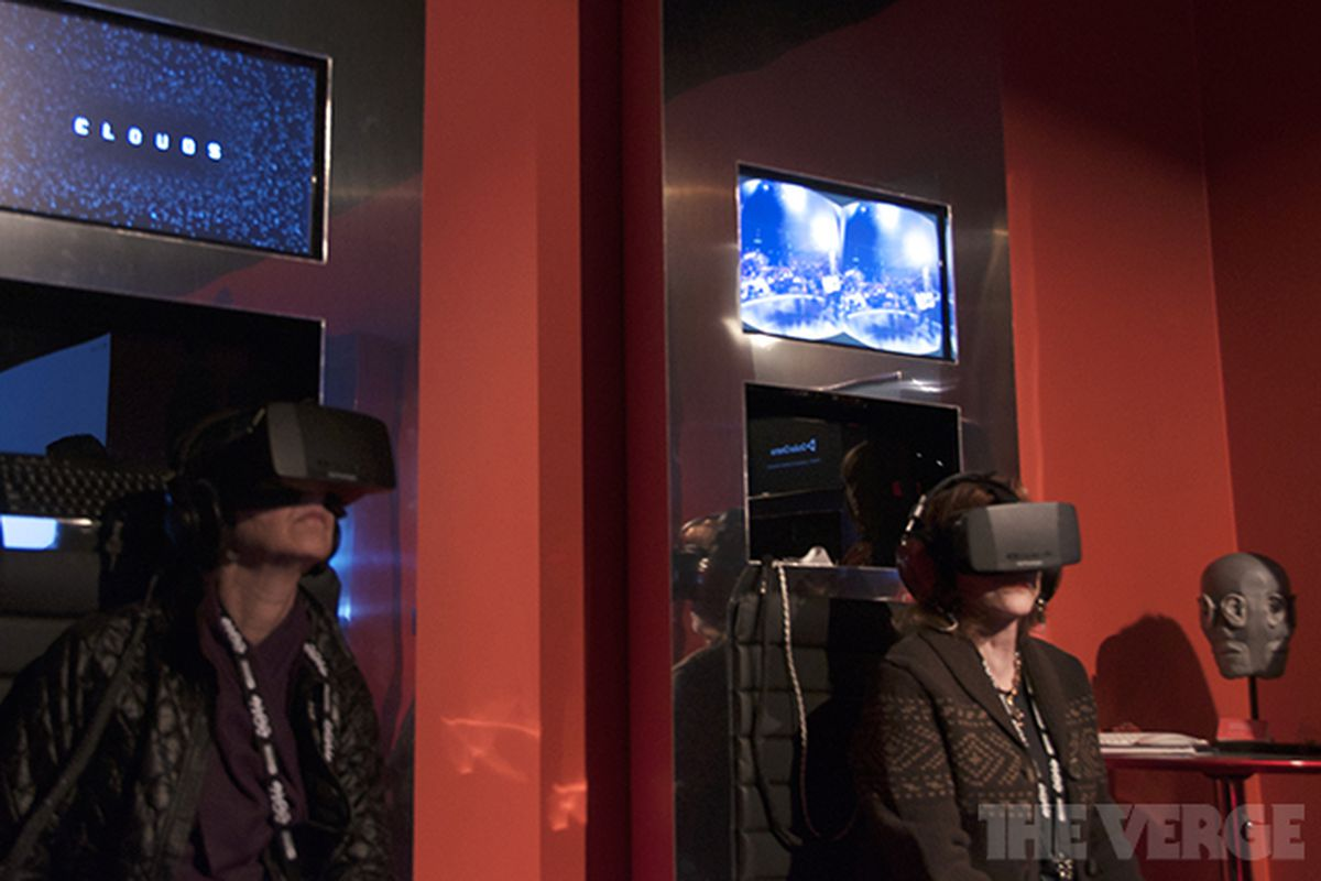Oculus Rift at Sundance: games are just the beginning - The Verge