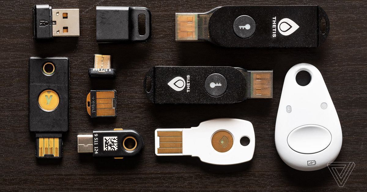 The best hardware security keys for two-factor