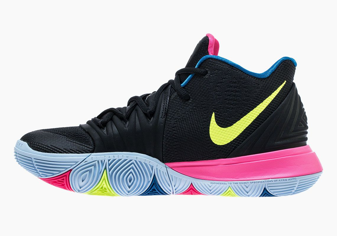 92694330e8d The latest Nike Kyrie 5 colorway is a tribute to  Just Do It ...