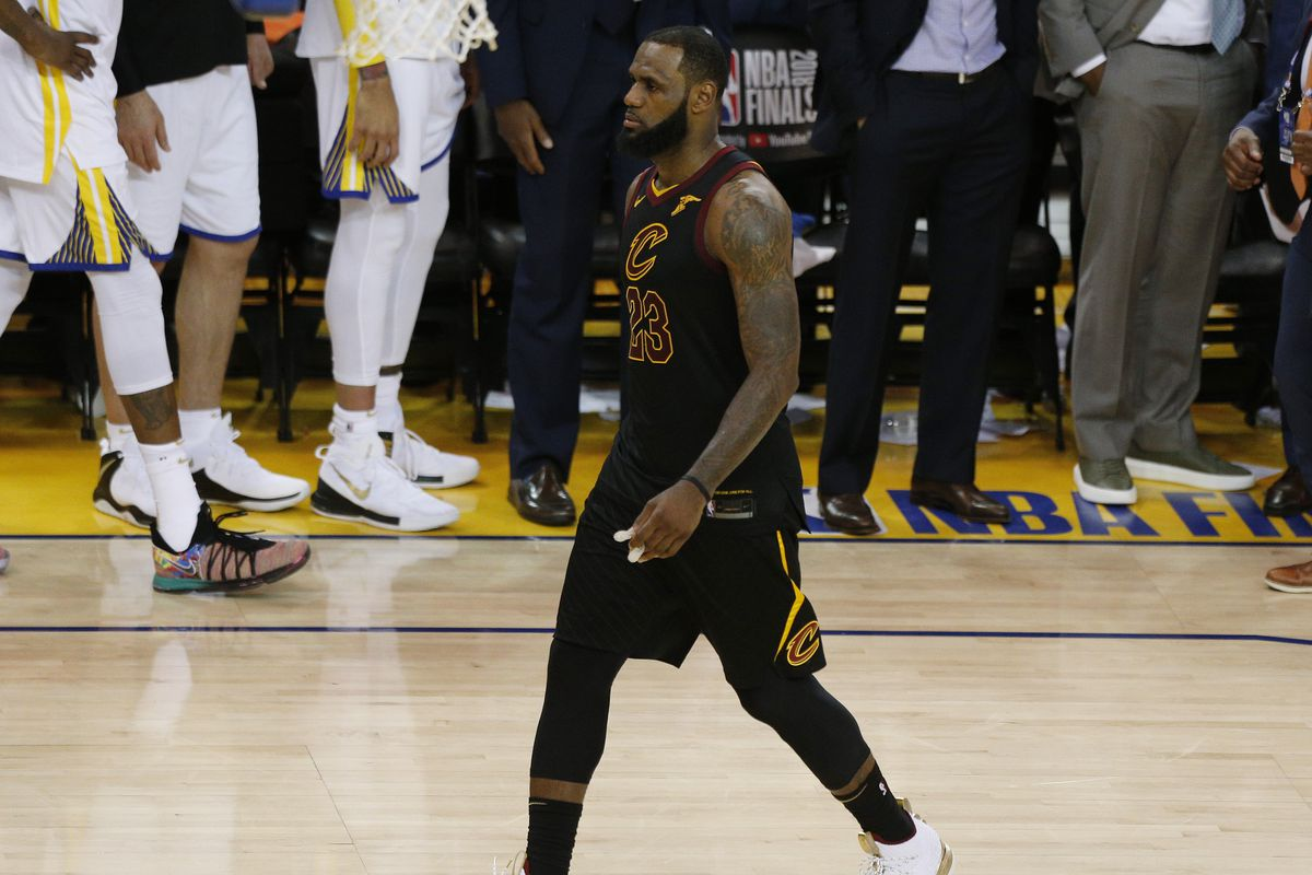 0766e7b6f23 The Cavs just wasted a LeBron James 51-point game in the NBA Finals ...