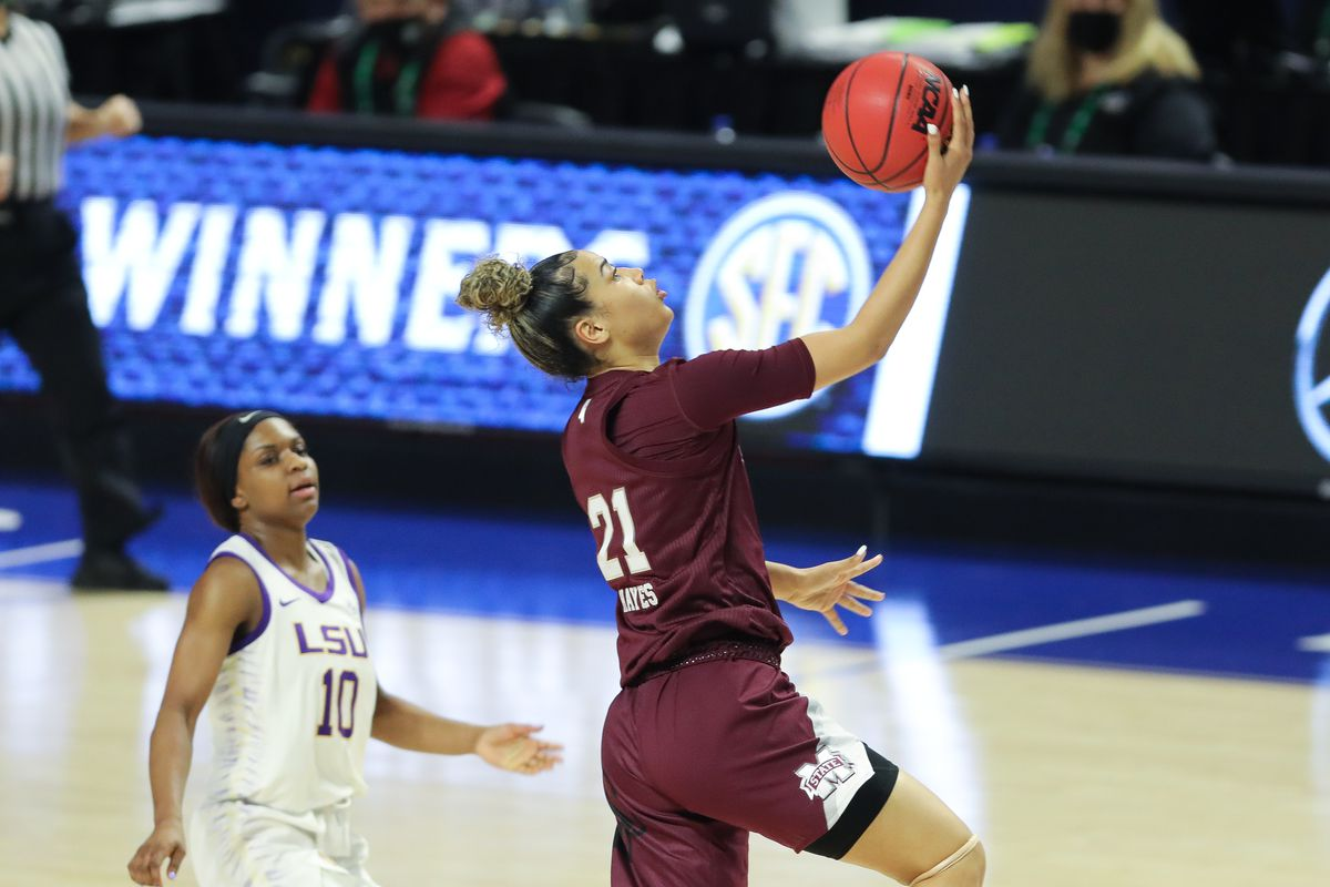 NCAA Womens Basketball: SEC Conference Tournament-Mississippi State vs Louisiana State