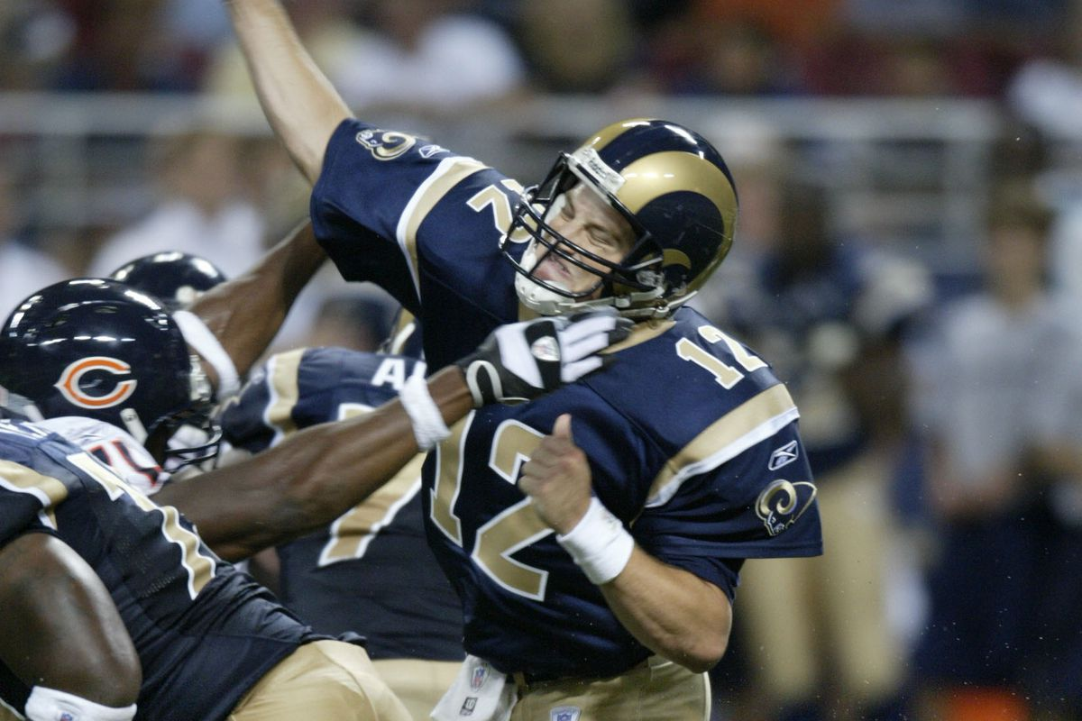 NFL 2005: Chicago Bears at St. Louis Rams