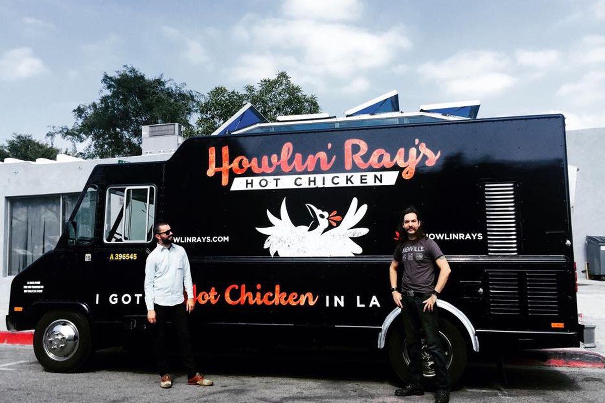Howlin' Ray's Hot Chicken Truck