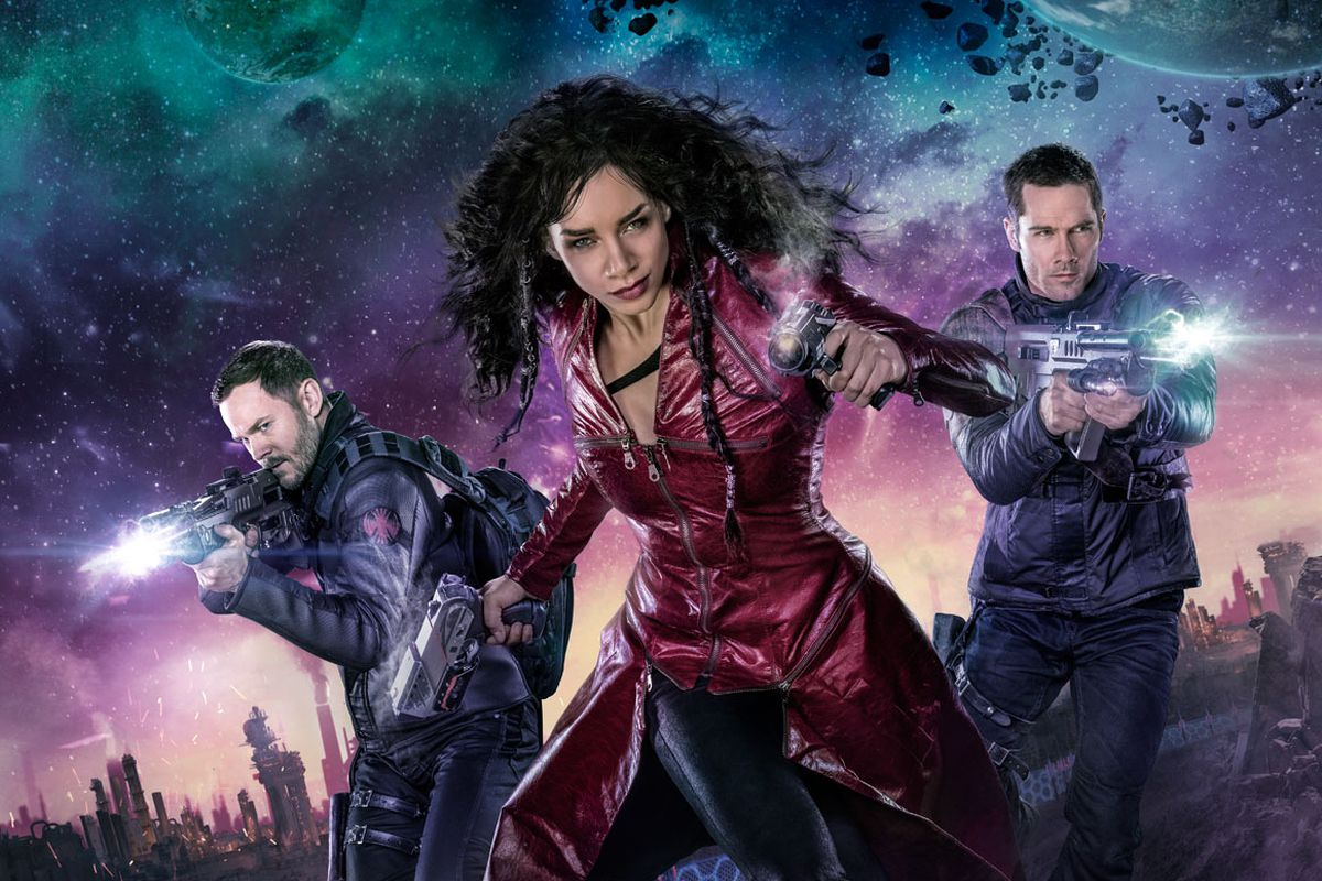 Syfy's space opera Killjoys returns tonight — here's why you