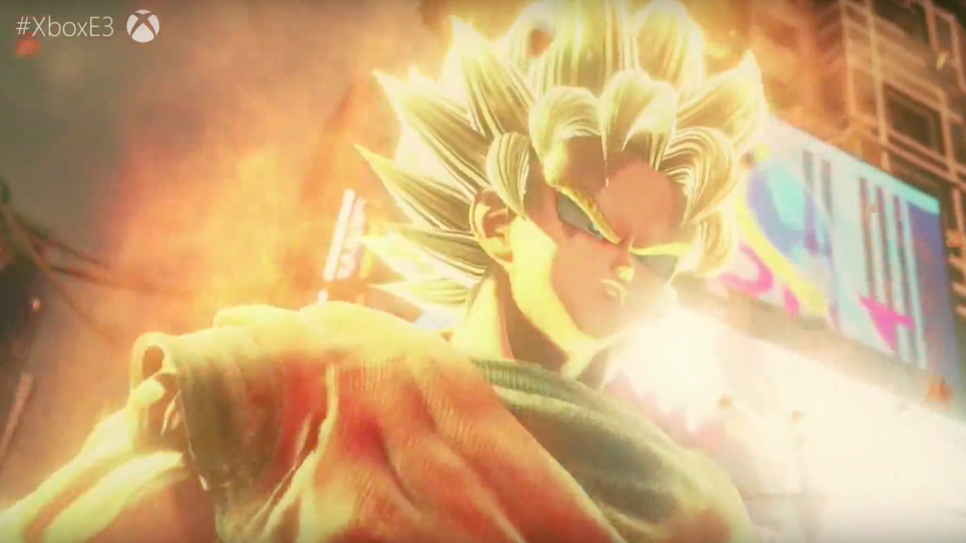 Jump Force Is An Anime Brawler Starring Goku And Naruto Along With