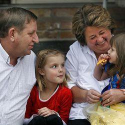 Grandfamilies: Growing trend in grandparents raising