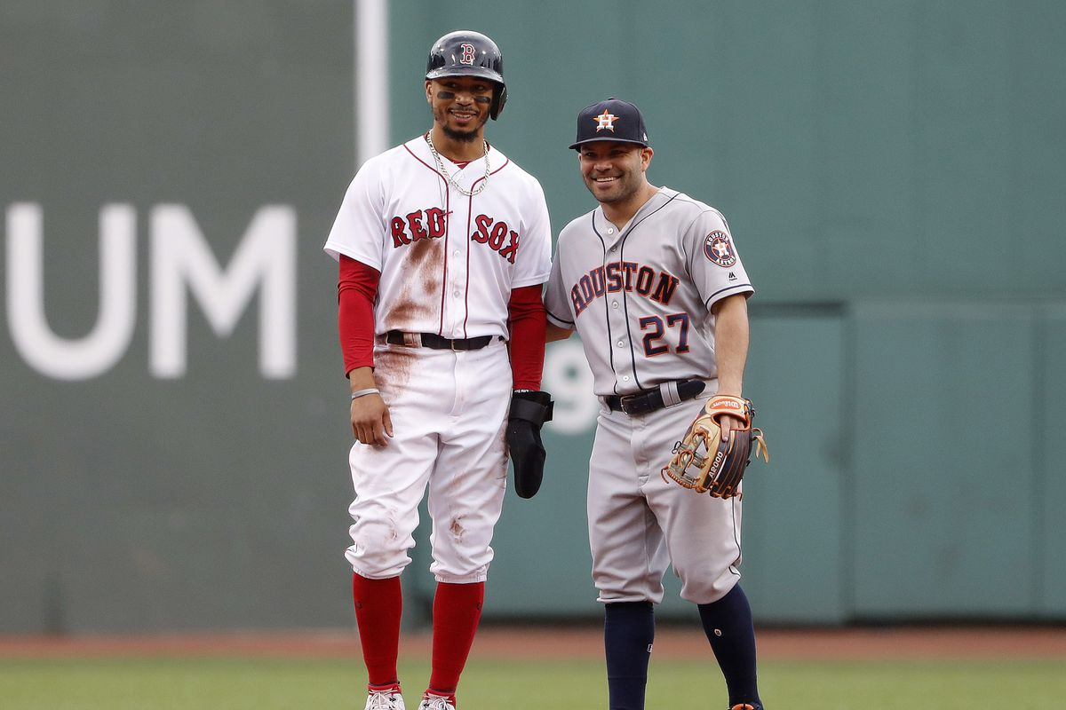 uk availability f82ad 17735 ALCS schedule 2018: Astros vs. Red Sox - SBNation.com