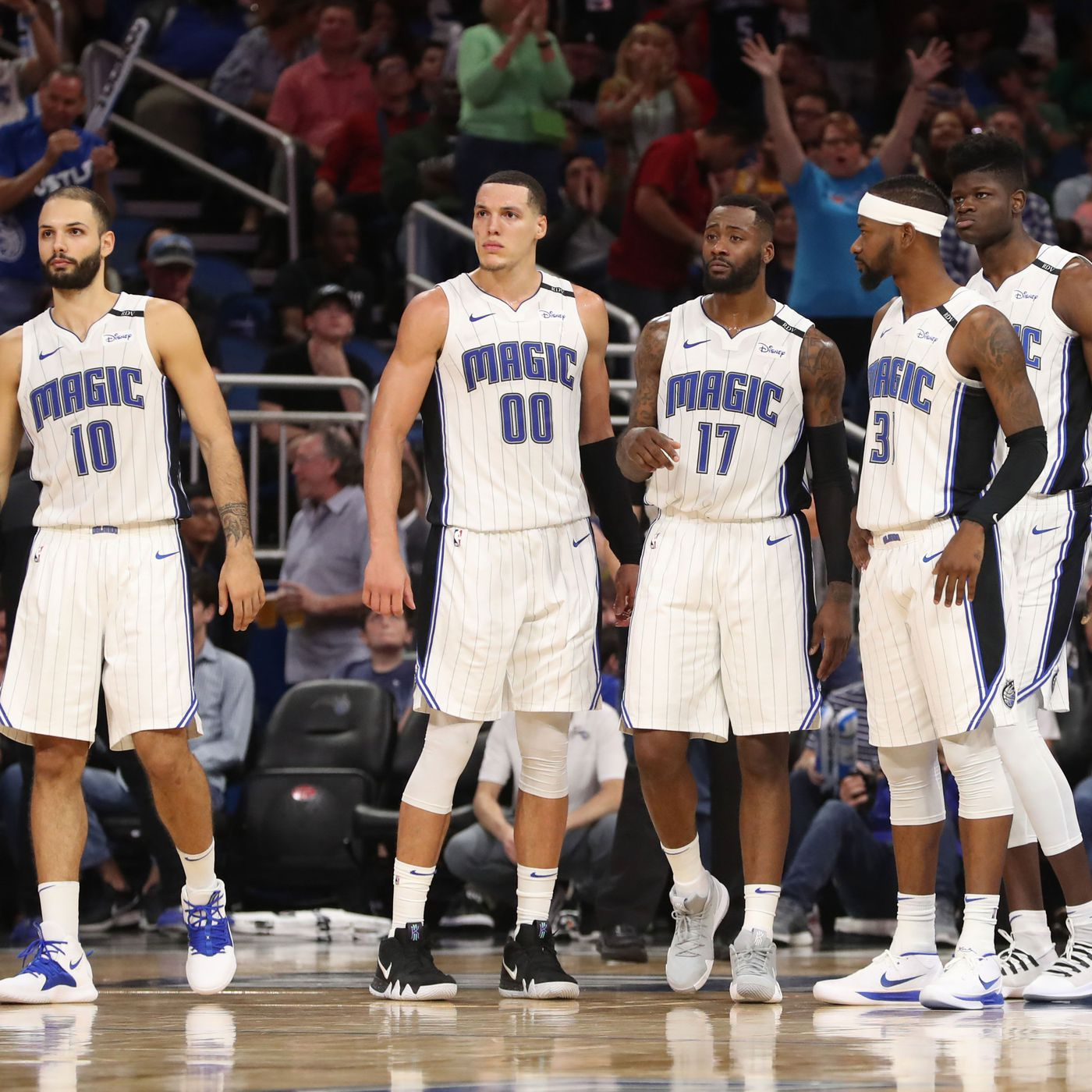 8ab1c536a8a Odds of each member of the Orlando Magic being traded - Orlando ...