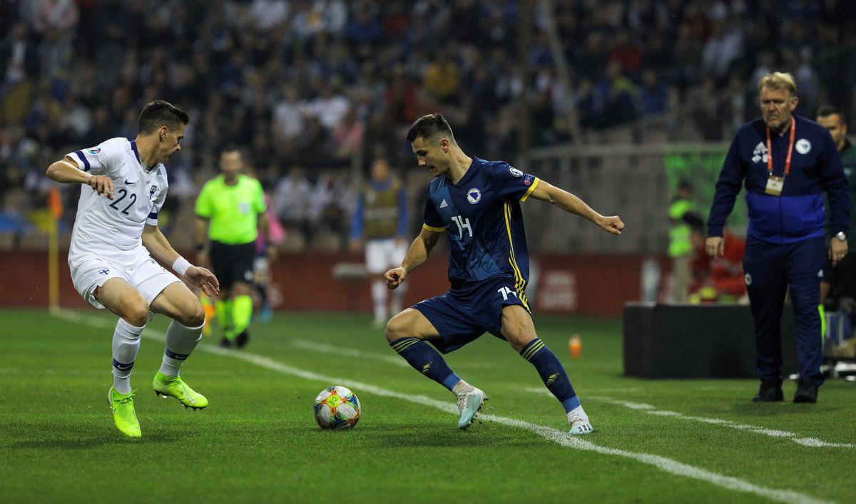 Bosnia and Herzegovina vs Finland: UEFA Euro Qualifiers