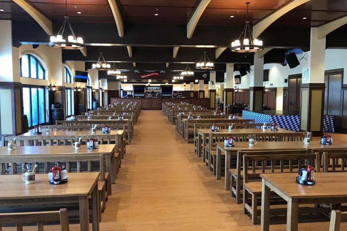 Part Of Bavarian Bierhaus S Dining Room Facebook