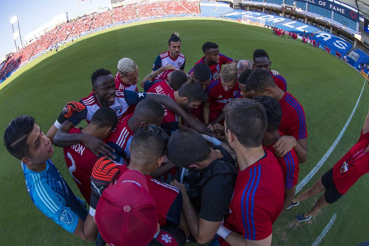 MLS: Chicago Fire at FC Dallas