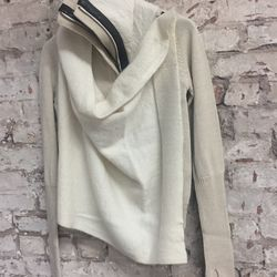 Overstock heavy sweater, $275 (originally $529)