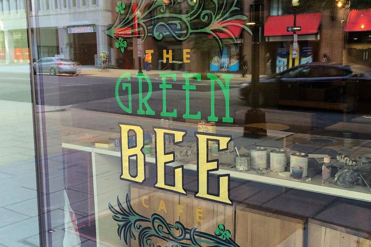 The GreenBee Cafe