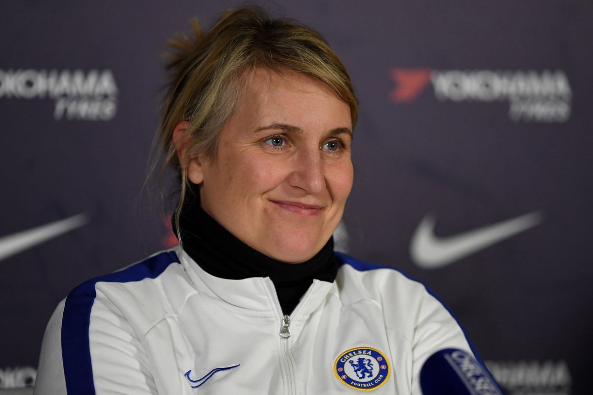 Chelsea Women Training Session and Press Conference