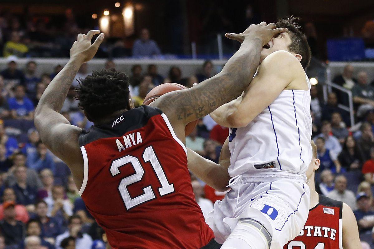 NCAA Basketball: ACC Conference Tournament-North Carolina State vs Duke