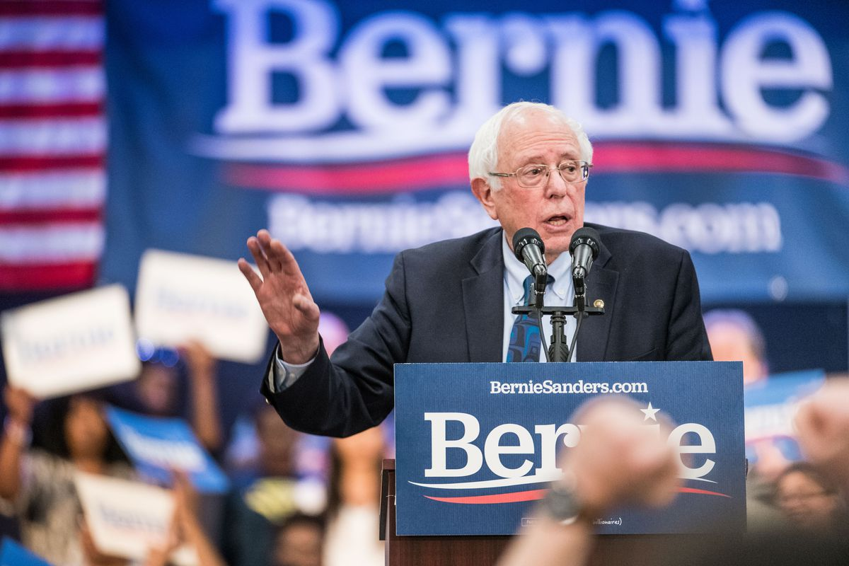 Education Issues At Stake As Senate >> 2020 Presidential Election Bernie Sanders Proposes Charter Schools