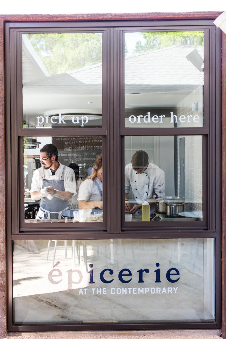 Epicerie at the Contemporary
