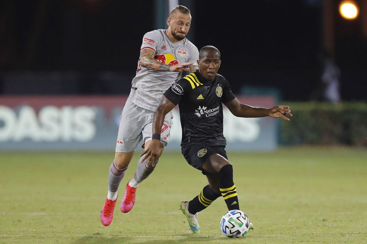 Columbus Crew SC v New York Red Bulls - MLS Is Back Tournament