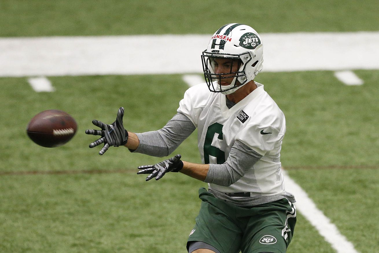 Storylines Worth Monitoring As Jets Start OTA's