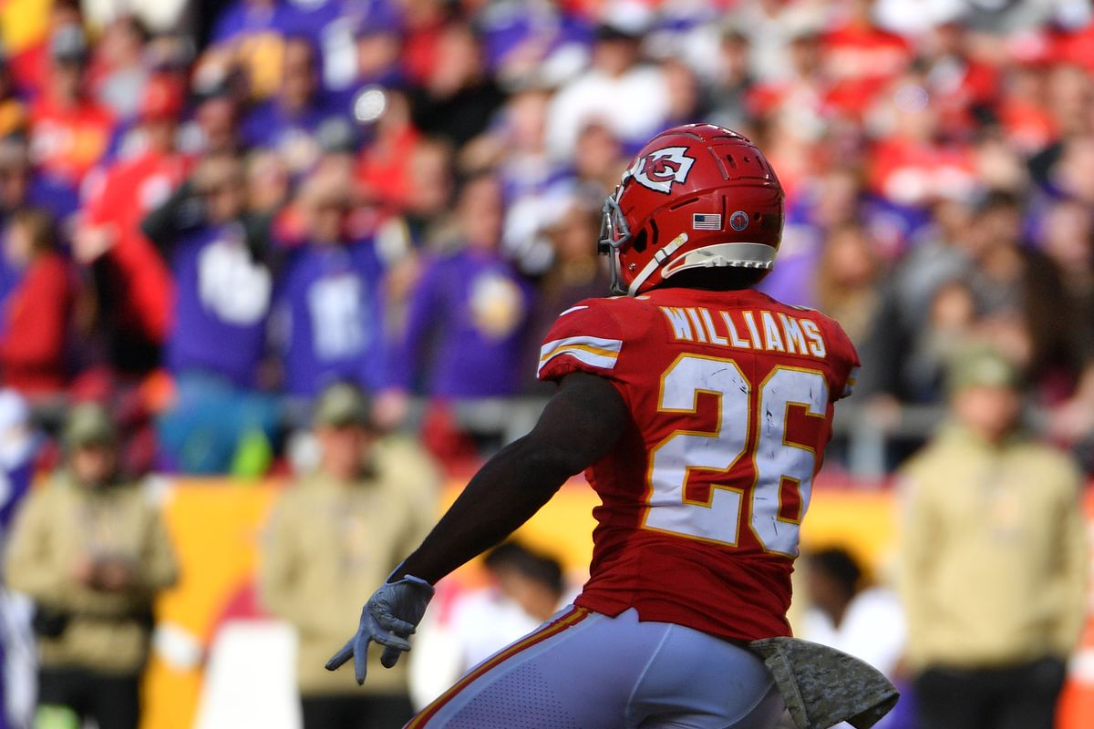 Week 10 Dfs Salaries What Aaron Jones Damien Williams Week 9 Stats Tell Us About The Rb Position Draftkings Nation