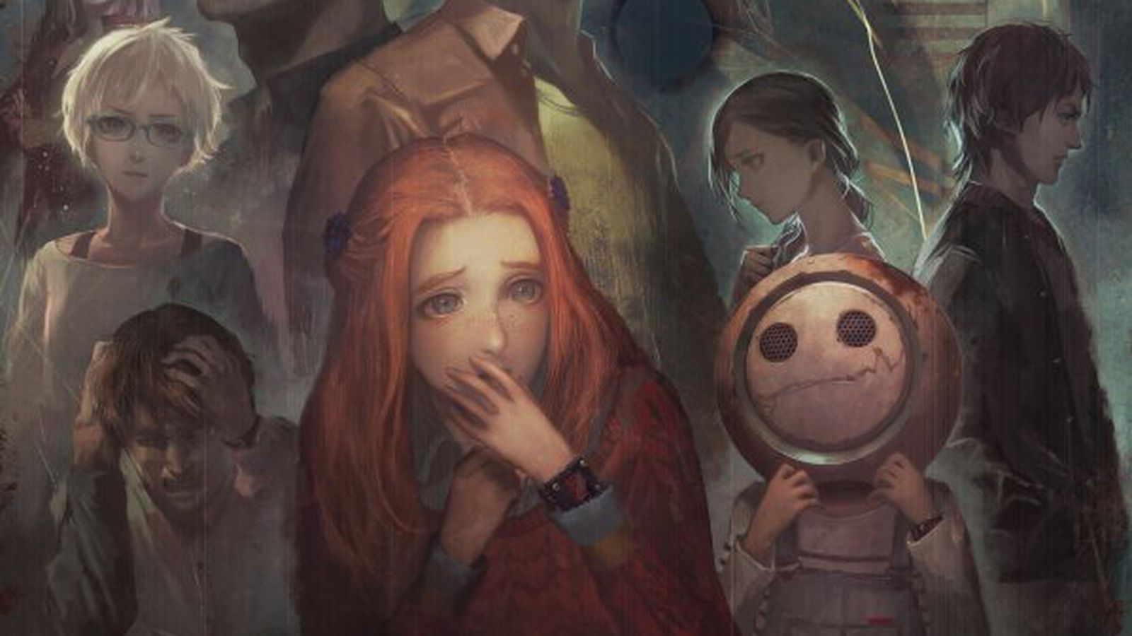 Bathroom Zero Time Dilemma newcomers can catch up to zero time dilemma's story with this 11