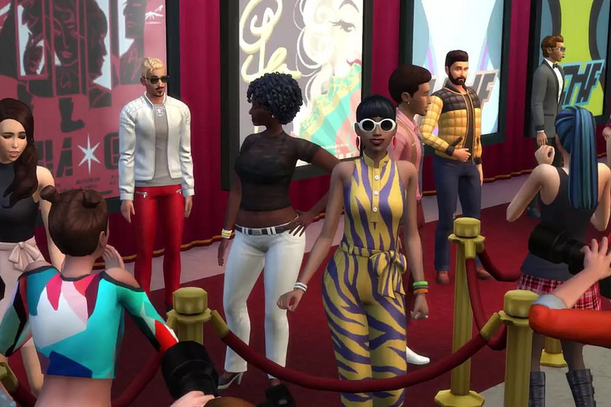 The Sims 4's Get Famous expansion is fun, full of choices