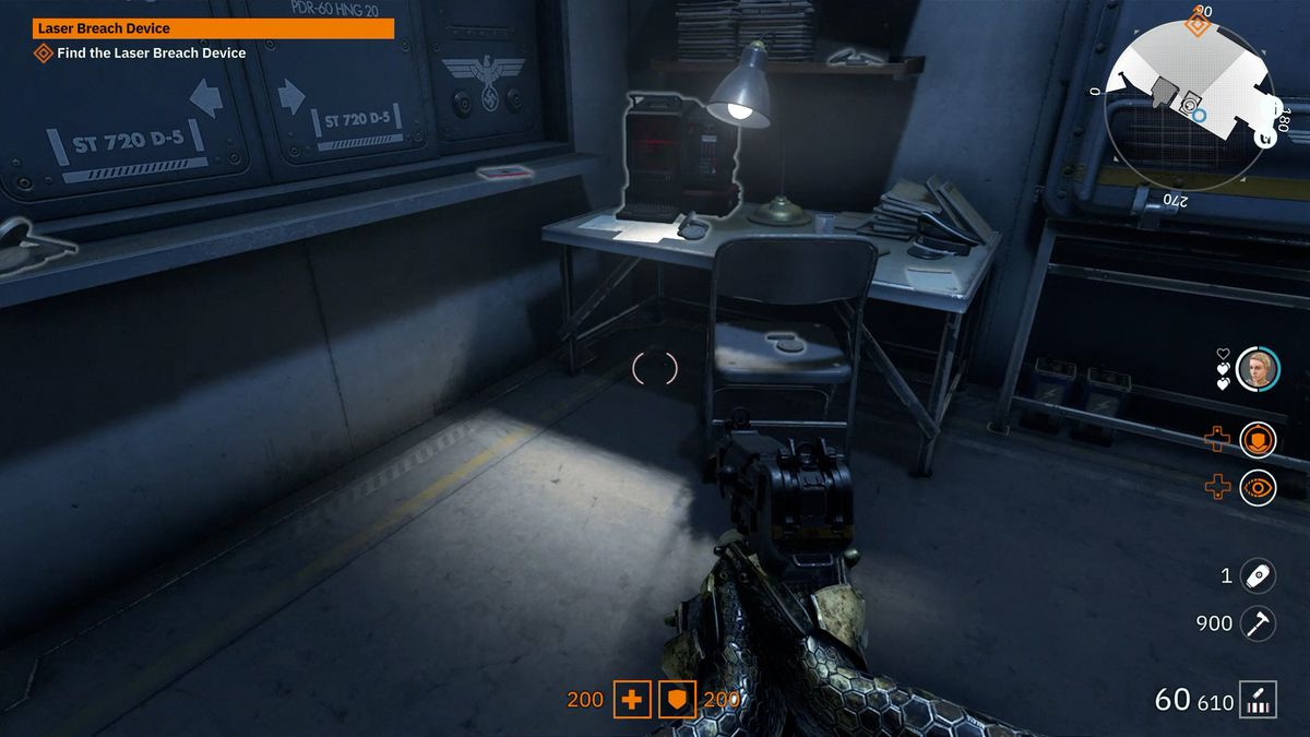 Wolfenstein: Youngblood Readable 43 collectibleAlfred's Note