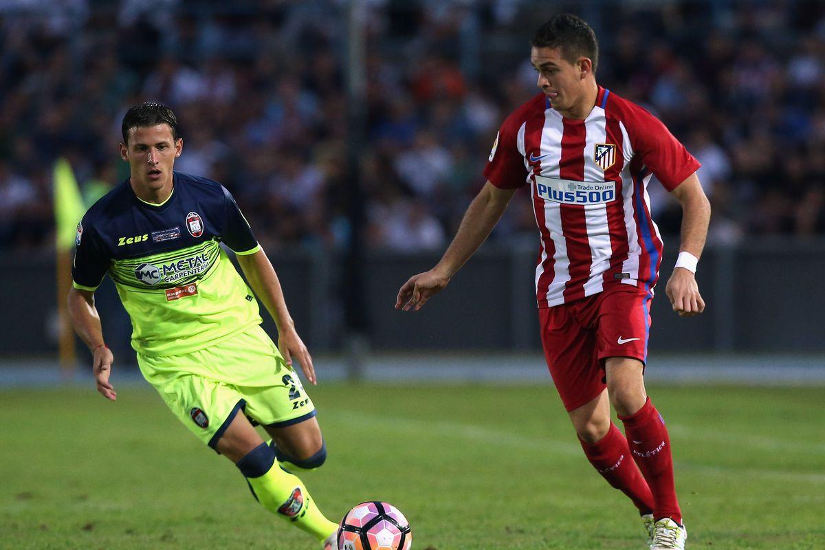 FC Crotone v Club Atletico de Madrid - Pre-season Friendly