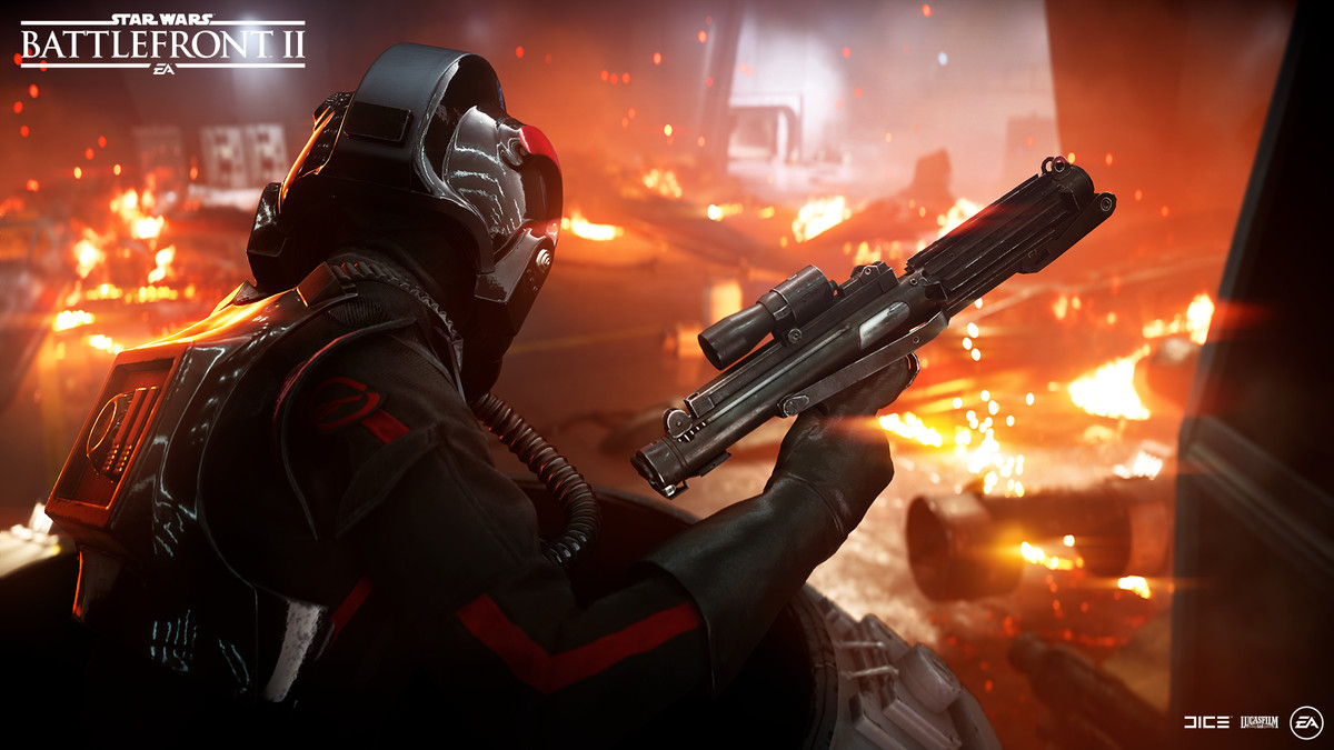 Star Wars Battlefront II's single-player campaign is a great new