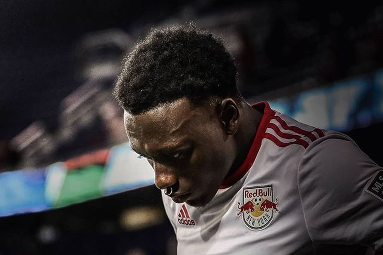 Despite loan, Red Bulls hope this isn't goodbye to Derrick Etienne Jr.