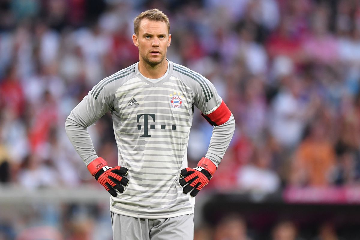 half off 91ebf 0262c Manuel Neuer says Bayern Munich will be challenged this ...