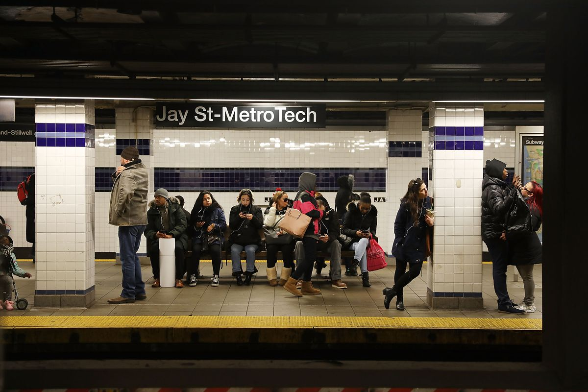 New York City's Aging Subway System Fraught With Delays And Growing Rider Frustration