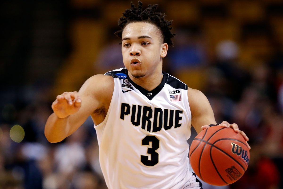 NCAA Basketball: NCAA Tournament-East Regional-Purdue vs Texas Tech