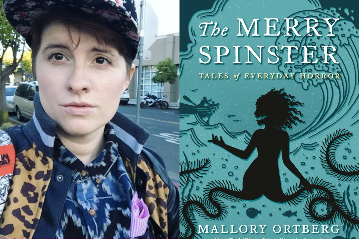 Mallory Ortberg, author of The Merry Spinster